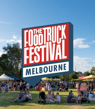 Food Truck Festival, Melbourne, Birrarung Marr